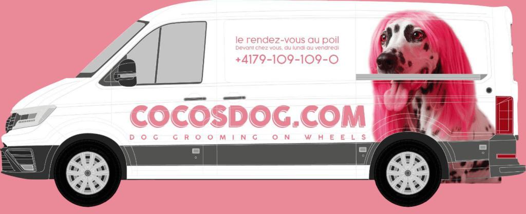toilettage-chien-geneve-cocosdog-camion